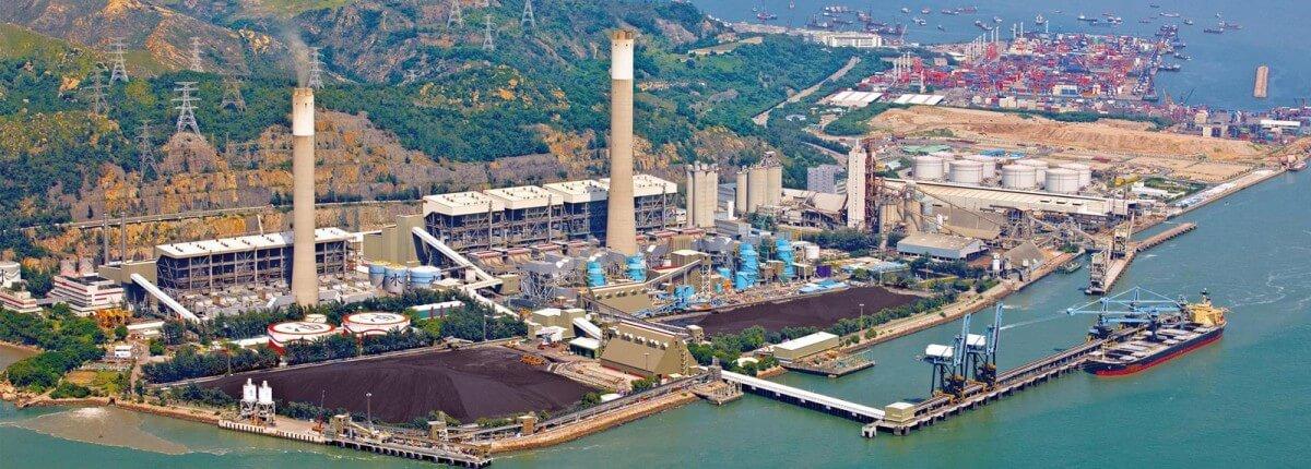 Castle Peak B Power Station Unit 1 – 4