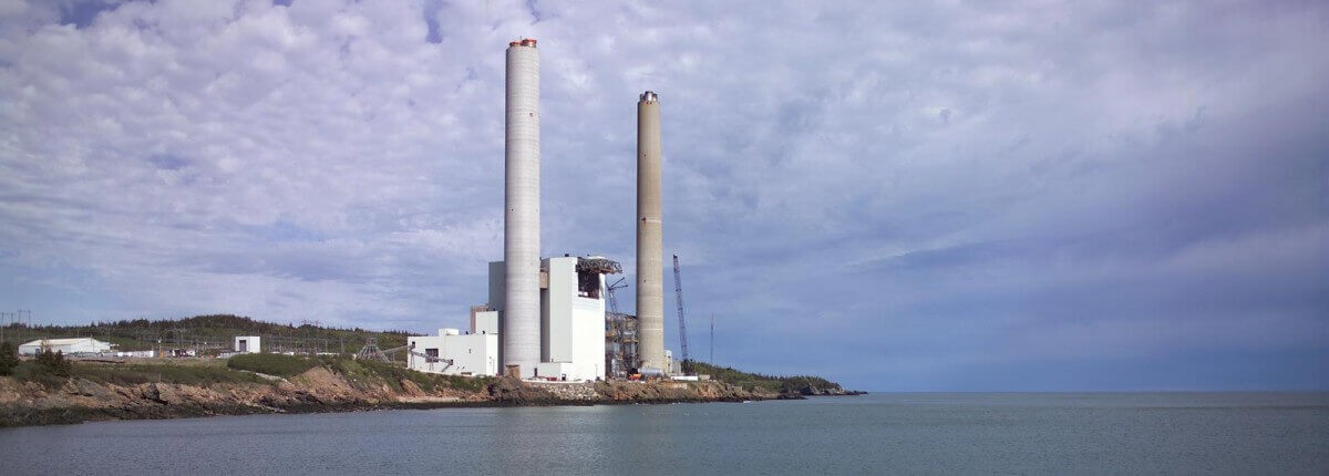 Coleson Cove Generating Station