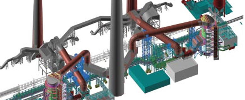 FGD Power Plant - Image