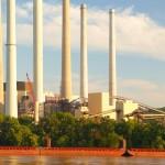 Industrial Stack - Spurlock Power Station
