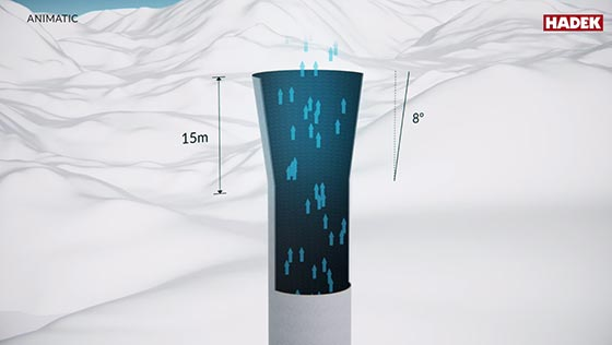 Technology Video | New Chimney Design with diffusor